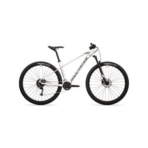 Bicykel Rock Machine Manhattan 90-29 2021 Strieborný