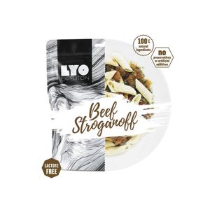 Jedlo Lyo Hovädzie Stroganoff 370G