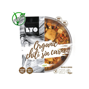 Jedlo Lyo Chili Sin Carne