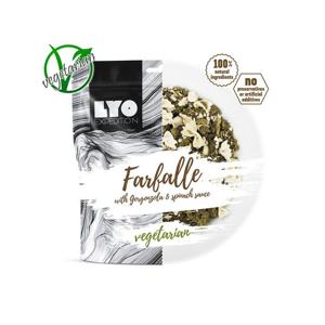 Jedlo Lyo Cestoviny S Gorgonzola A Špenátom 500G