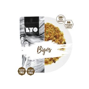 Jedlo Lyo Bigos (Tradičné Poľské Jedlo Z Kapusty A Mäsa) 500G