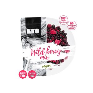 Snack Lyo Wild Berry Mix (Maliny, Čučoriedky, Černice)
