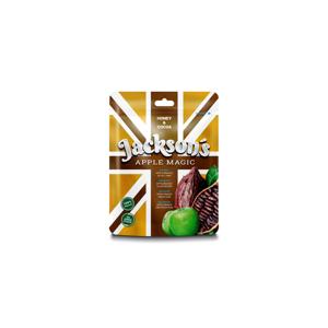 Sušený Jablkový Snack S Lesnom Medom A Kakaom Jackson´S Apple Magic - Cocoa 30 G