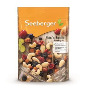 Zmes Orechov A Ovocia Seeberger 150 G