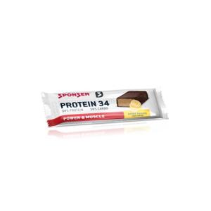 Proteínová Tyčinka Sponser Protein 34 Bar Banán 40 G