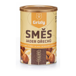 Zmes Jadier Orechov Grizly 500 G