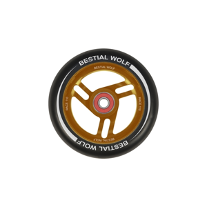 Bestial Wolf Race 110 Mm Čierno-Oranžové