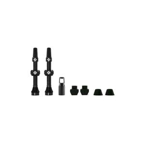 Muc-Off Tubeless Valve Kit 60Mm/Black