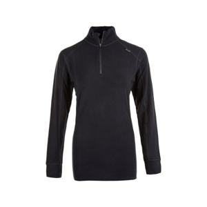 Endurance Wool X1 Elite Midlayer Black