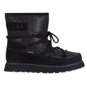 Zimná obuv LUHTA Nauttiva Black Čierna 36