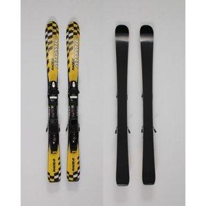 Jazdené bazárové lyže ATOMIC Race 5 III 110 cm