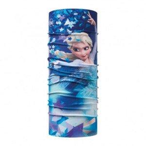 Detská šatka BUFF Frozen Elsa Modrá