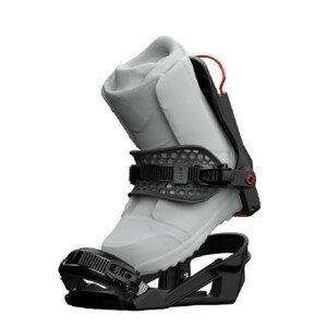 Nášľapné snowboardové viazanie Clew 20 Čierna M