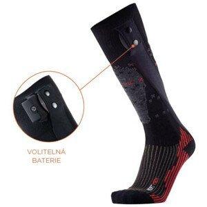 Pánske vyhrievané ponožky THERM-IC PowerSock Heat Men V2 Bluetooth 45-47 Batéria 1400 Bluetooth