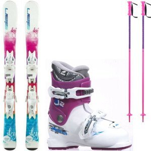 Lyžiarsky set ELAN Sky QS s viazaním + lyžiarky + palice