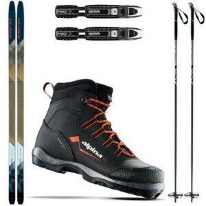 Backcountry set SPORTEN Forester MgE s viazaním BC + topánky + palice