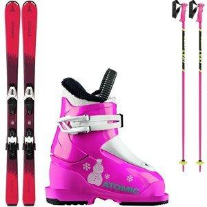 Lyžiarsky set ATOMIC Vantage Girl X 70-90cm + lyžiarky + palice