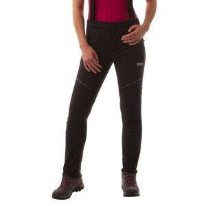 Softshellové nohavice NORDBLANC Black Čierna L