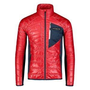Športová bunda NORDBLANC Black/Red Červená M