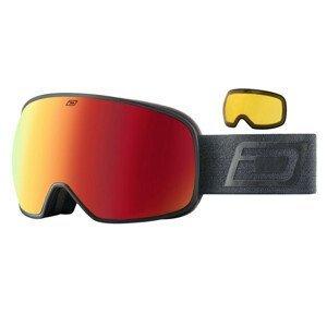 Lyžiarske okuliare DIRTY DOG Mutant 0.5 Grey Sivá