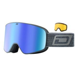 Lyžiarske okuliare DIRTY DOG Mutant Legacy 0.5 Grey/Blue Modrá