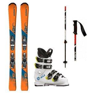 Lyžiarsky set ELAN RS Ripstick QS + lyžiarky + palice