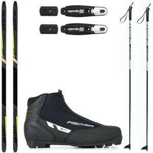 Bežkový set SPORTEN Favorit MgE s viazaním + topánky + palice