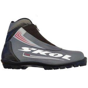 Topánky na bežky Skol SNS Čierna 44