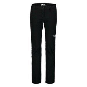Softshellové nohavice NORDBLANC Suss Black Čierna L