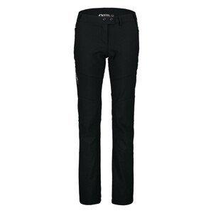 Zateplené nohavice NORDBLANC Artful Black Čierna L