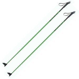 Palice na bežky ITALBASTONI Nordic Green Zelená 105 cm