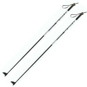 Palice na bežky ITALBASTONI Nordic Black Čierna 130 cm