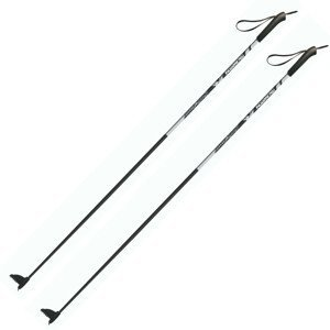 Palice na bežky ITALBASTONI Nordic Black Čierna 150 cm