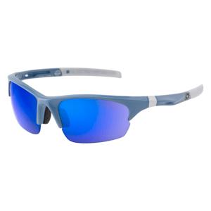 Slnečné okuliare DIRTY DOG Sport Ecco Powder Blue White Gray/ Blue Fusion Mirror Modrá
