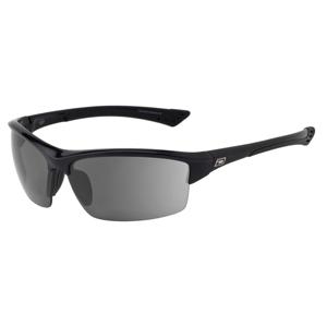 Slnečné okuliare DIRTY DOG Sport Sly Black/Grey Polarised Čierna