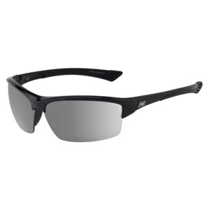 Slnečné okuliare DIRTY DOG Sport Sly Black Grey/Silver Polarised Čierna