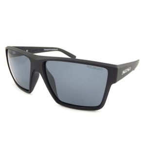 Slnečné okuliare DIRTY DOG Noise Satin Black/Grey Polarised Čierna