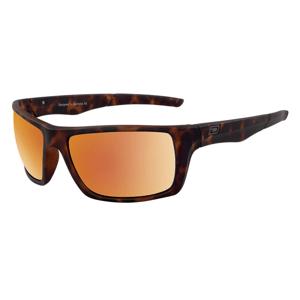 Slnečné okuliare DIRTY DOG Primp Satin Tort Grey/Gold Fusion Mirror Polarised Hnedá