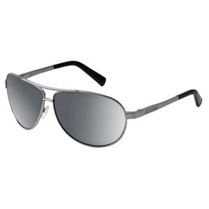 Slnečné okuliare DIRTY DOG Doffer Silver Grey/Silver Mirror Polarised Strieborná