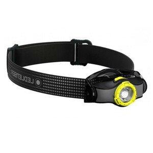 Čelovka LED LENSER MH3 Yellow Žltá