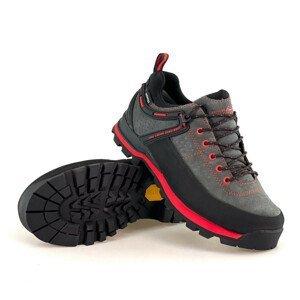 Turistická obuv HIGH COLORADO Piz Low Vibram Sivá 38