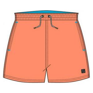 Šortky STUF Jony Coral Oranžová XL