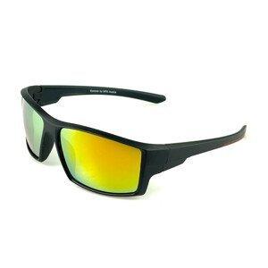 Slnečné okuliare BASLEY Black/Yellow Žltá