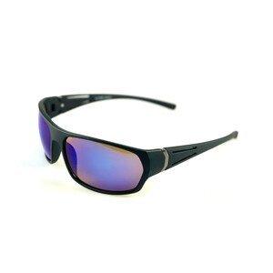Zrkadlové okuliare BASLEY Black Čierna