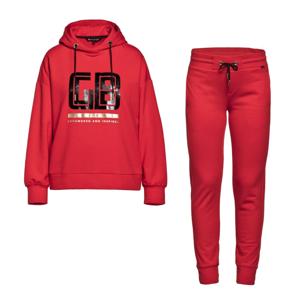 Komplet GOLDBERGH Fiza & Fania Red Červená XS