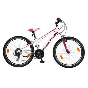 "Horský bicykel STUF Jewel 26"" Pink Ružová"
