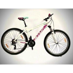 "Horský bicykel STUF Jewel 26"" Pink Ružová 33 cm"