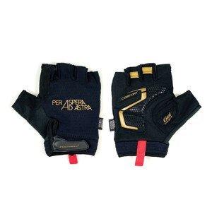 Cyklistické rukavice POLEDNIK Dynamic XC Čierna L