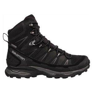Turistická obuv SALOMON X Ultra Trek GTX Black Čierna 46