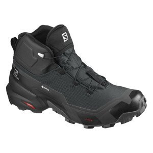 Topánky SALOMON Cross Hike Mid GTX Black/Ebony Čierna 46 2/3